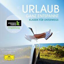Einaudi/Lang Lang/Yiruma/+ - vacanza tutta rilassato (Klassik Radio) 2 CD NUOVO