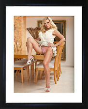 Amber Lynn  Framed Photo CP1389
