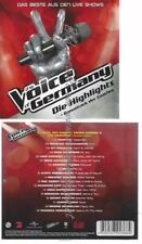 CD--VARIOUS--    THE VOICE OF GERMANY - THE HIGHLIGHTS