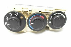 Temperature Control Knob Assembly Coupe Fits 01-05 CIVIC F2D17