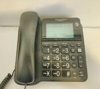 AT&T CL2940 Landline Corded Phone Desk Wall Telephone Large Display - NO BOX