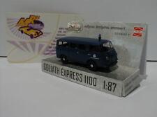 """Busch 94126 - Goliath Express 1100 """" Mehrzweckfahrzeug THW """" in blau 1:87 NEU"""
