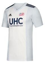 adidas New England Revolution FC Replica Secondary Jersey White/Blue