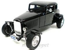 MOTORMAX 73171 1932 32 FORD COUPE 1/18 DIECAST BLACK