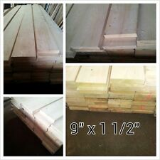 New Unbanded Scaffold Boards - Grade A 3m Long -