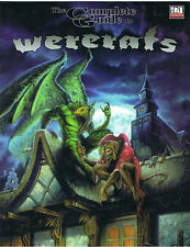The Complete Guide to Wererats - D20 System - Goodman Games