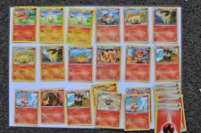 Light Play Common Pokémon Individual Cards in English