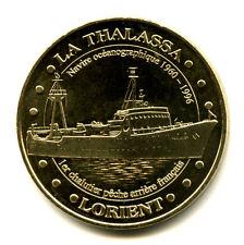 56 LORIENT La Thalassa, 2008, Monnaie de Paris