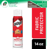 Scotchgard 3M Fabric & Upholstery Protector Repel Liquid and Block Stains 14-Oz