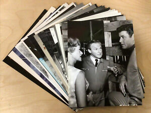 Lot of 31 Various Lost in Space Production Photos (1960s) - Set 4