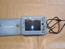Raymarine C80 MFD Chartplotter Marine GPS w/ Power cable + Sun cover