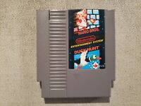 Super Mario Bros./Duck Hunt (Nintendo Entertainment System, 1988) Cartridge Only