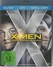 BluRay - X-Men - Erste Entscheidung (+ DVD)