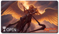 Magic the Gathering StarCityGames Open Playmat - Sigarda Heron's Grace SCG MTG