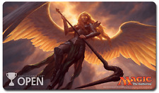 Magic the Gathering StarCityGames Open Playmat - Sigarda Heron's Grace SCG MTG