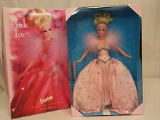 1996 PINK ICE Limited Edition BARBIE Doll 1st in Series Toys R Us #15141 NRFB