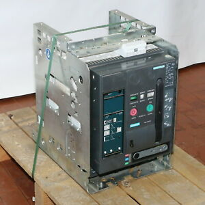 Siemens 3WL9211-1AE11-0AA1 Leistungsschalter mit Einbaurahmen