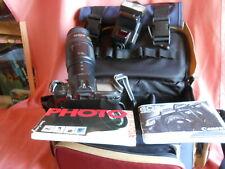 Appareil Photo CANON 620/650 à pile et ses accessoires