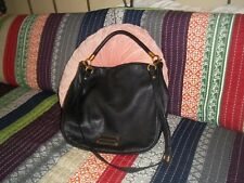 """MARC by MARC Jacobs """"Too Hot To Handle"""" Hobo Crossbody BLACK Good Condition"""