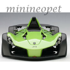 Autoart 18114 Bac Mono 1/18 Model Car Metallic Green
