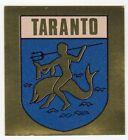 figurina SCUDETTO CALCIATORI EDIS 1983/84 NEW TARANTO