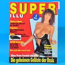 Super Illu 8-1991 | 14.02.1991 Gauck was Stasi-Spitzel Zentralstadion Leipzig