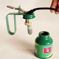 250ml Oil Can Die Cast Body Rigid Long Spout Thumb Pump High Pressed Oiler  BH1