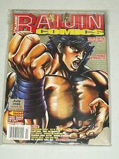 RAIJIN COMICS #46 JAPANESE MANGA MAGAZINE JULY 2004