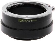 Adapter per obiettivi Leica R su fotocamera Canon EOS R mirrorless. Adattatore.