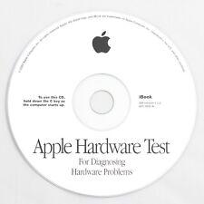 "Apple iBook G3 (2002) 14.1""  PowerBook4,2 Apple Hardware Test Diagnostic Disc"