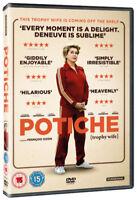 Potiche DVD (2011) Catherine Deneuve, Ozon (DIR) cert 15 ***NEW*** Amazing Value