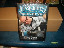 Jesse James Presents: Austin Speed Shop (DVD, 2011) BRAND NEW AND SEALED