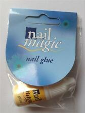 Nail Magic Nail Glue 3g Ladies Girls False Nails Bottle