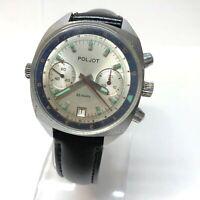 POLJOT 3133 Sturmanskie Chronograph Ocean RARE USSR Watch 23 Jewels Soviet OKEAN