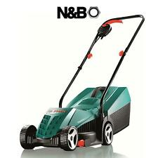 More details for bosch green rotak 32r corded electric rotary lawn mower 240v 0600885b70