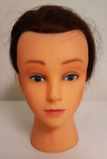 Mannequin Head. Dannyco 14-DTC-B . Synthetic Hair. In Superb Condition. Bargain$