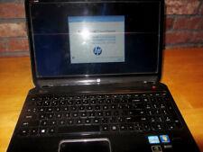 "HP Pavilion dv6 15.6"" Screen15.6"" Laptop 8GB Core i7 8GB Windows 7"