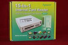 USB 2.0 Embedded Internal Card Reader, 15-in-1 Apacer ER151