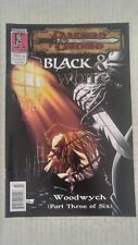 Dungeons & Dragons Black & White #3 September 2002 Kenzer And Company Comics