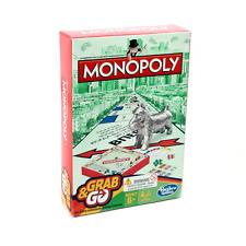 Hasbro Monopoly Kompakt Reisespiel Brettspiel Spielware Gesellschaftsspiel Spiel