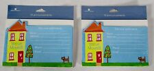AMERICAN GREETINGS Lot of 20 We've Moved New Home Announcement Cards
