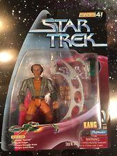 Playmates Star Trek Kang - The Klingon Warp Factor Series 4