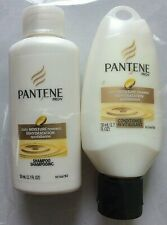 Travel Size PANTENE PRO-V Shampoo & Conditioner Daily Moisture Renewal 1.7 oz ea