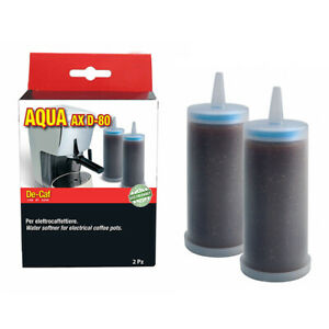 4 Filtro Anticalcare Addolcitore macchine caffè LAVAZZA - GRIMAC - DIDIESSE FROG