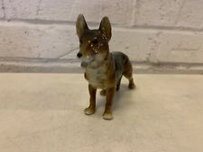 Vintage Arno Apel Bavaria German Porcelain German Shepherd Dog Figurine