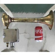 Vintage Brass Air Horn