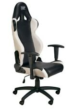 Sedia ufficio Omp Chair nera bianca ha/777e