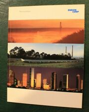 1986 Enron Corp Annual Report - First Year - Rare