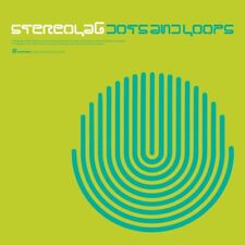 Stereolab - Dots And Loops - Double Vinyl LP & Download Code [New & Sealed]