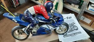 RC Motorrad Thundertiger FM-1e